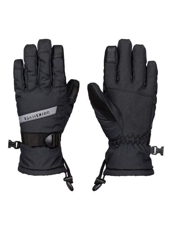 0 Boys 8-16 Mission Glove  EQBHN03011 Quiksilver