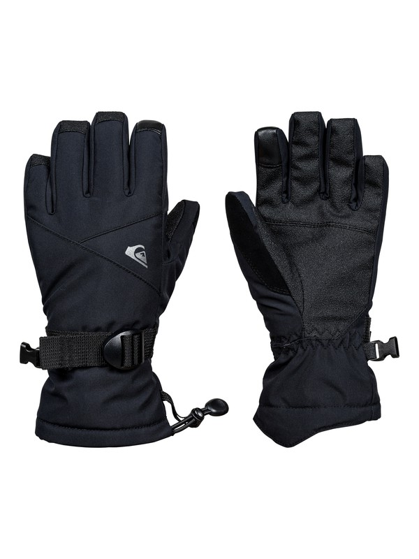 0 Mission - Snowboard/Ski Gloves Black EQBHN03012 Quiksilver