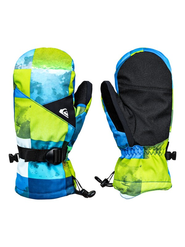 0 Mission - Snowboard/Ski Gloves Green EQBHN03013 Quiksilver