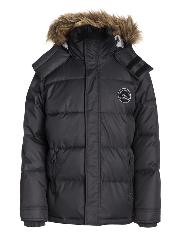 0 Red Bud Youth  EQBJK03000 Quiksilver