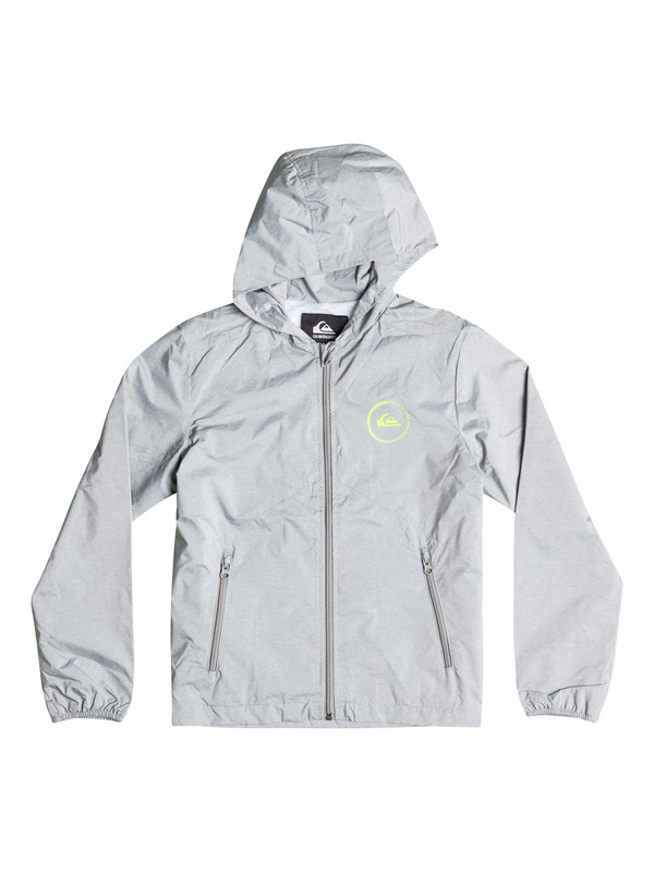0 Everyday - Coupe-vent Gris EQBJK03056 Quiksilver