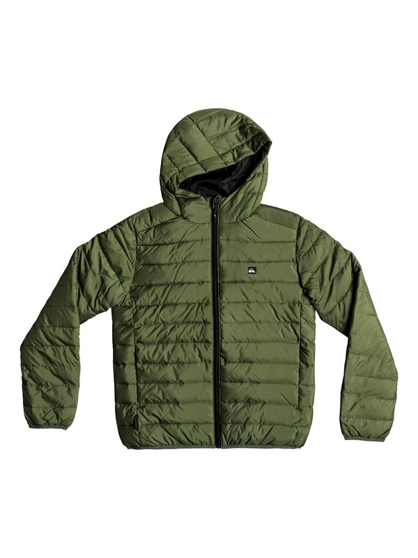 0 Everyday Scaly - Veste en imitation duvet  EQBJK03119 Quiksilver