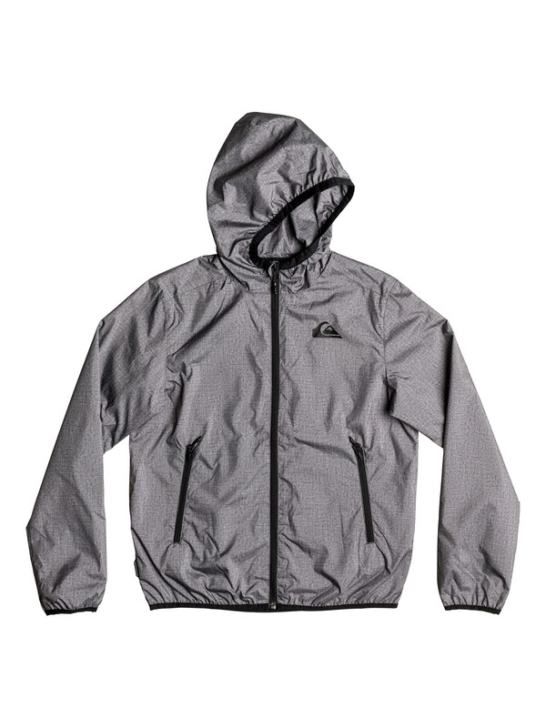 0 Everyday - Coupe-vent hydrofuge Noir EQBJK03120 Quiksilver