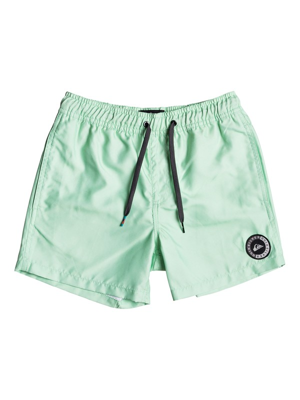0 EVERYDAY VOLLEY YOUTH 13 Green EQBJV03141 Quiksilver