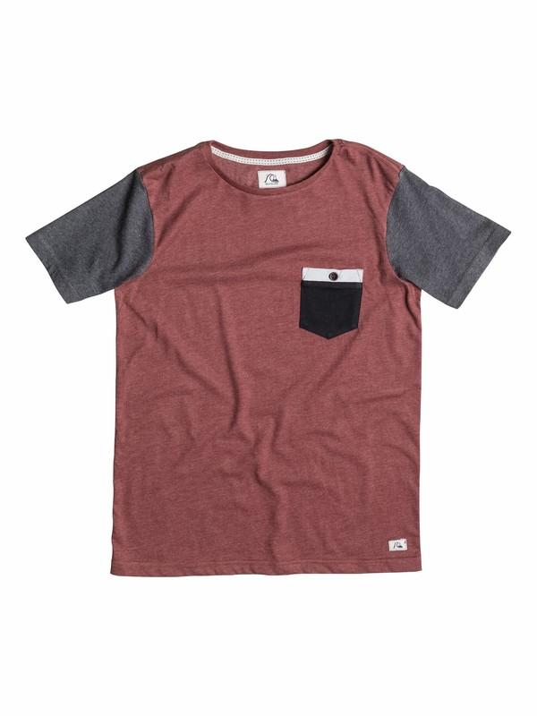 0 Bay Sic - T-shirt pocket tee  EQBKT03031 Quiksilver