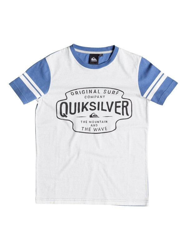 0 Megacycle - T-shirt  EQBKT03038 Quiksilver