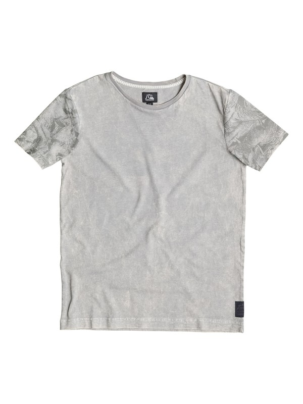 0 Cross Key - T-Shirt  EQBKT03047 Quiksilver