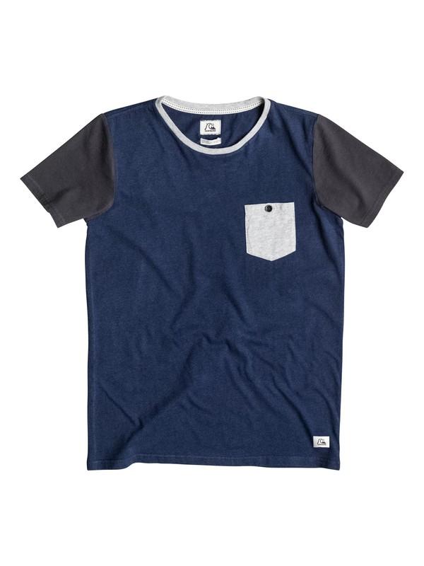 0 Bay Sic Pocket - T-Shirt  EQBKT03048 Quiksilver
