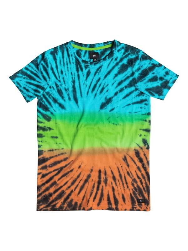 0 Psych - T-shirt  EQBKT03050 Quiksilver