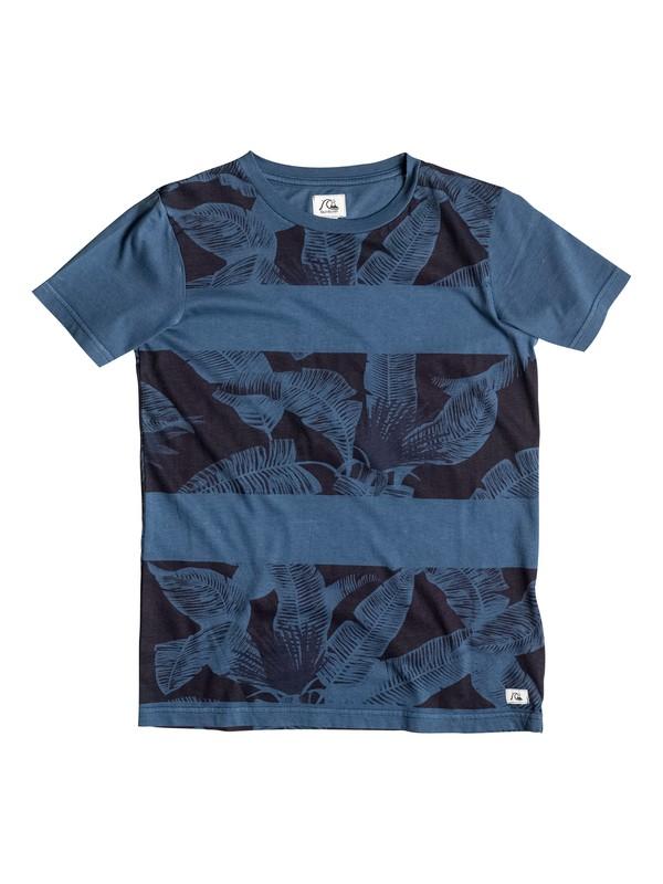 0 Blatano - Camiseta  EQBKT03051 Quiksilver