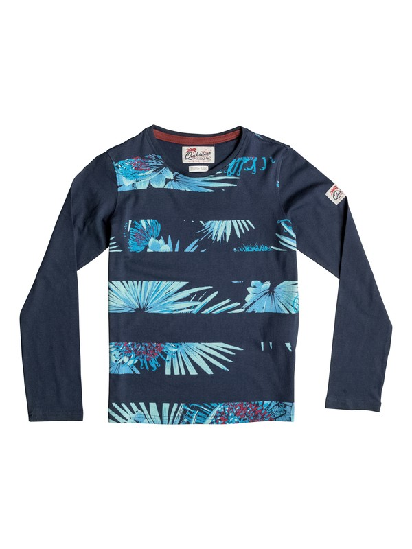 0 Under Siege - Tee-Shirt à manches longues  EQBKT03066 Quiksilver