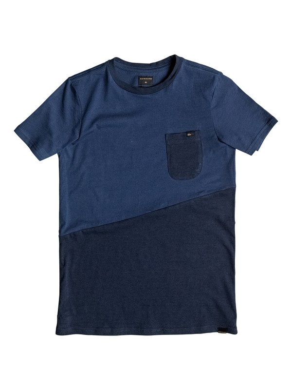 0 KAPITAL RIDE TEE YOUTH  EQBKT03079 Quiksilver