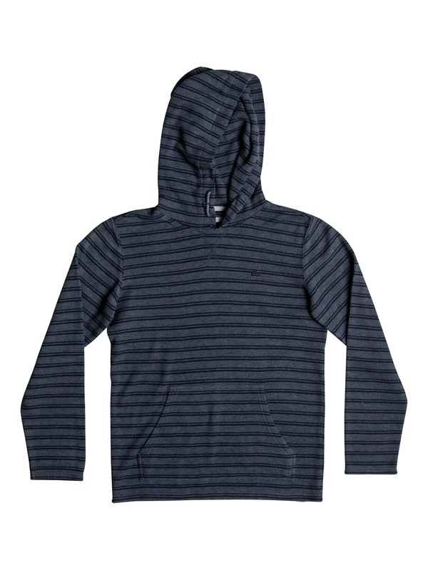 0 Boy's 8-16 Ocean Surface Hooded Tee  EQBKT03089 Quiksilver