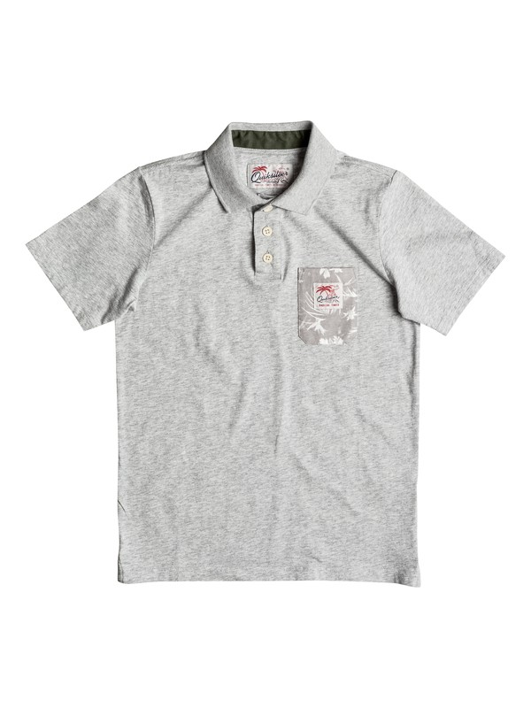 0 Last Jungle - Polo  EQBKT03109 Quiksilver