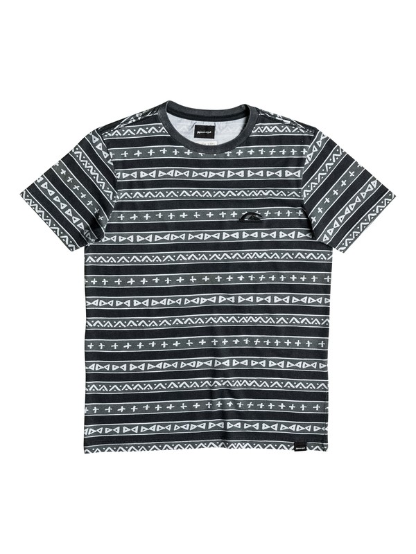 0 Gone Tribal - Surf tee Noir EQBKT03116 Quiksilver