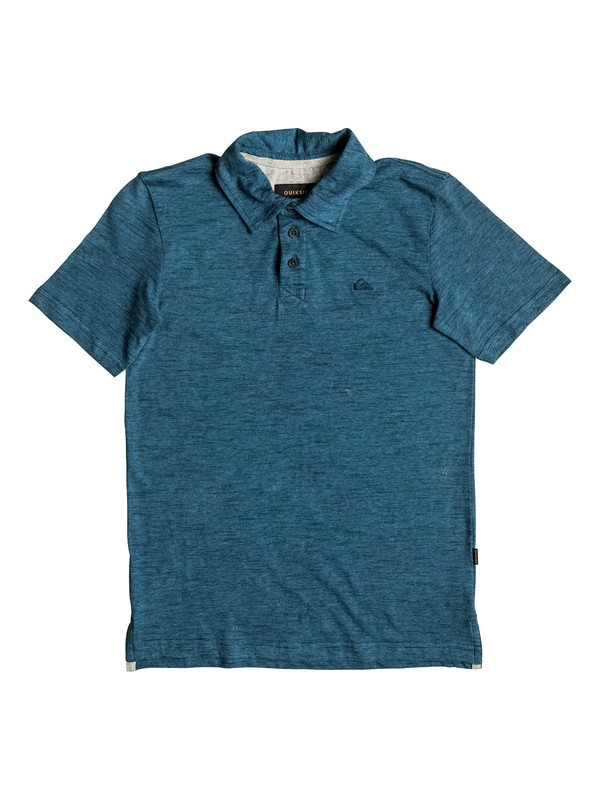 0 Boy's 8-16 Drys Dale Polo Shirt  EQBKT03127 Quiksilver