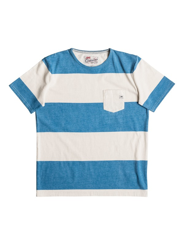0 Boy's 8-16 Maxed Out Hero Tee  EQBKT03134 Quiksilver