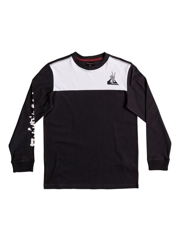 0 Lava - T Shirt à manches longues  EQBKT03150 Quiksilver
