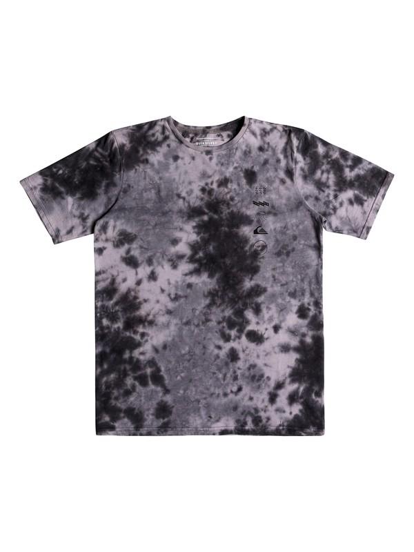 0 Gibus Moon - T Shirt col rond Noir EQBKT03181 Quiksilver