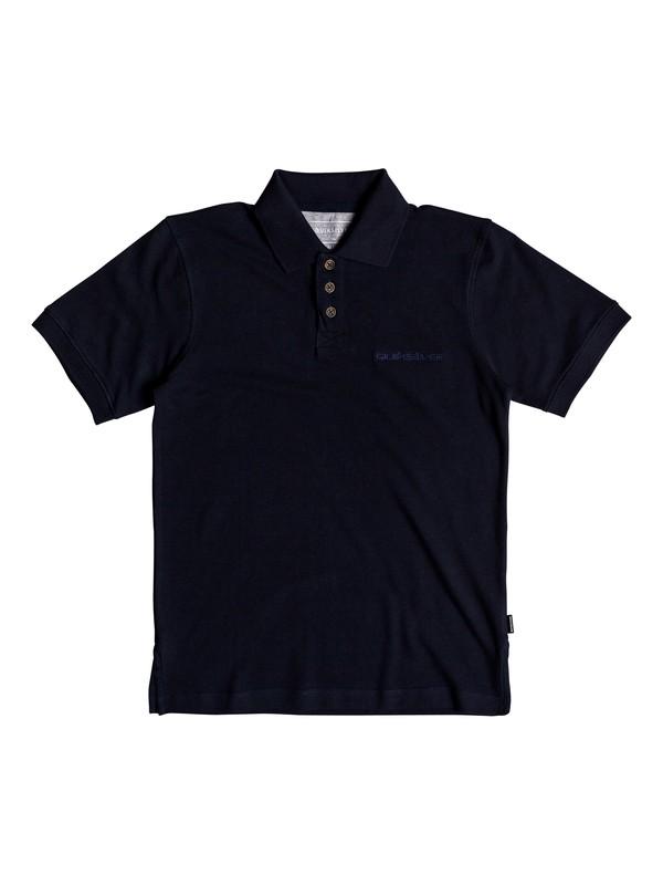 0 Tori Pass - Short Sleeve Polo Shirt Blue EQBKT03189 Quiksilver