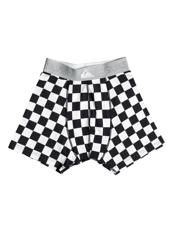 0 Imposter B Youth - Boxer Blanc EQBLW03004 Quiksilver