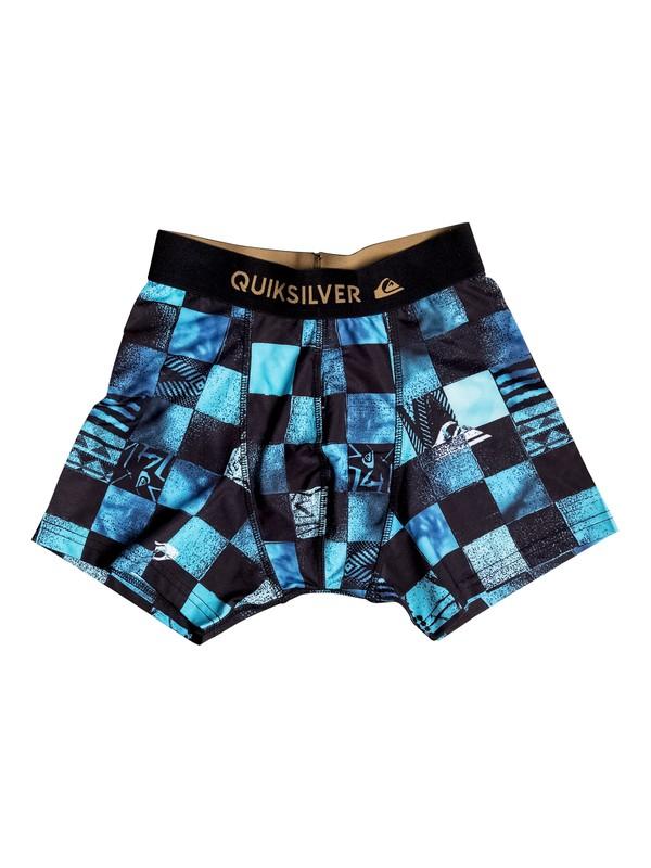 0 Tip Top - Boxer Bleu EQBLW03007 Quiksilver