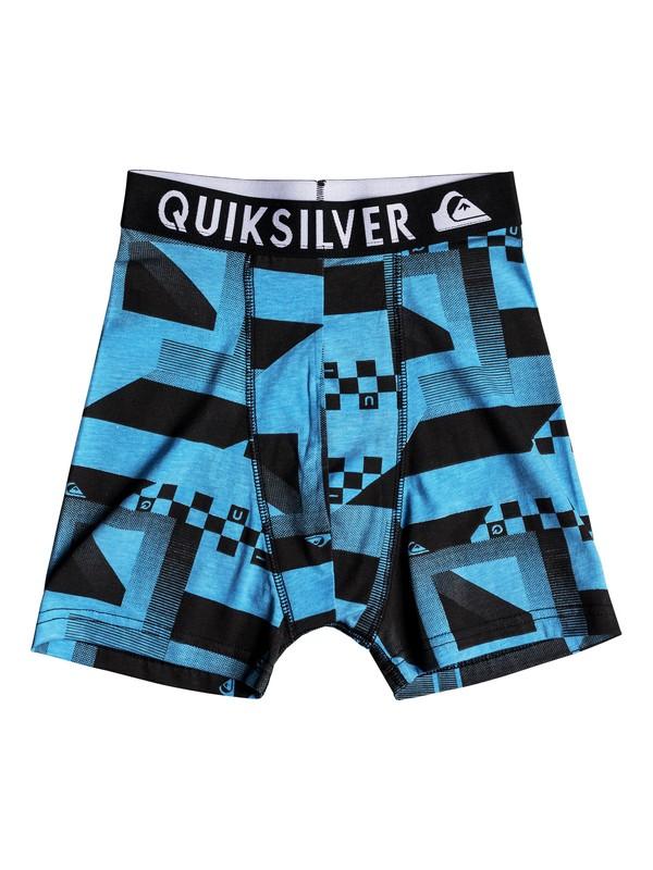 0 Boxer - Boxer Multicouleurs EQBLW03017 Quiksilver