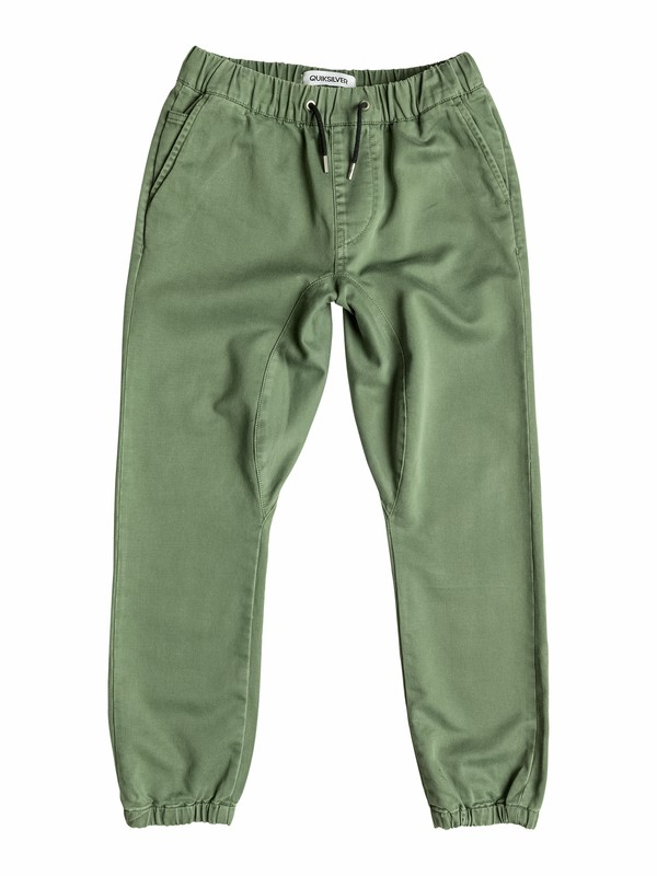0 Fonic - Pantalon slim fit  EQBNP03033 Quiksilver
