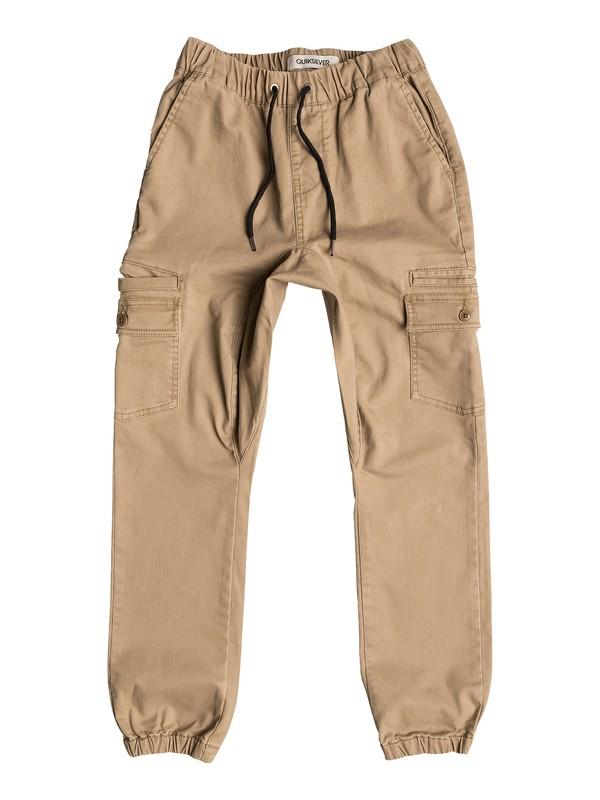 0 Neo Epiphone - Trousers  EQBNP03037 Quiksilver