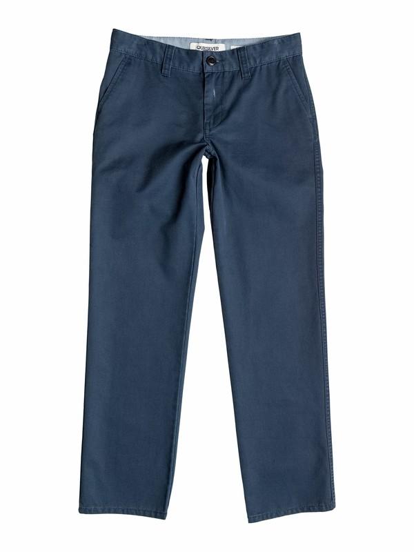 0 Everyday - Pantalon chino  EQBNP03038 Quiksilver