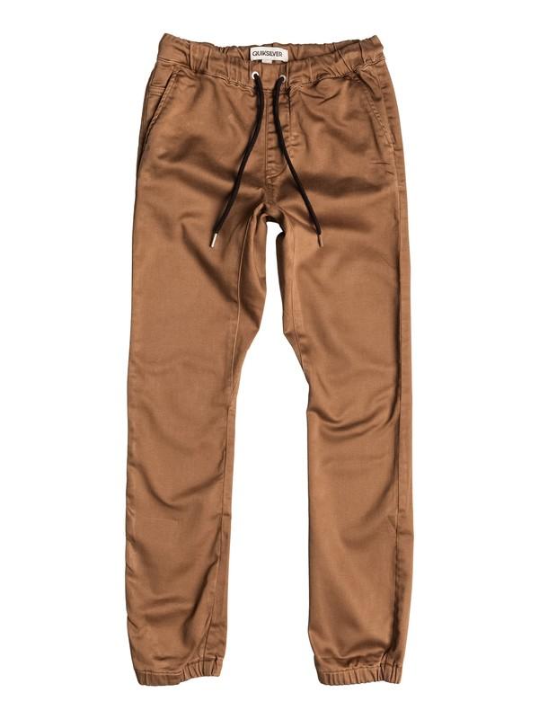0 Fonic - Pantalon de jogging  EQBNP03042 Quiksilver
