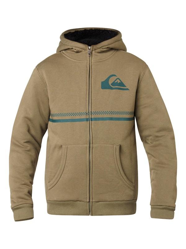 0 Sherpa Youth C5 Vert EQBSF03012 Quiksilver