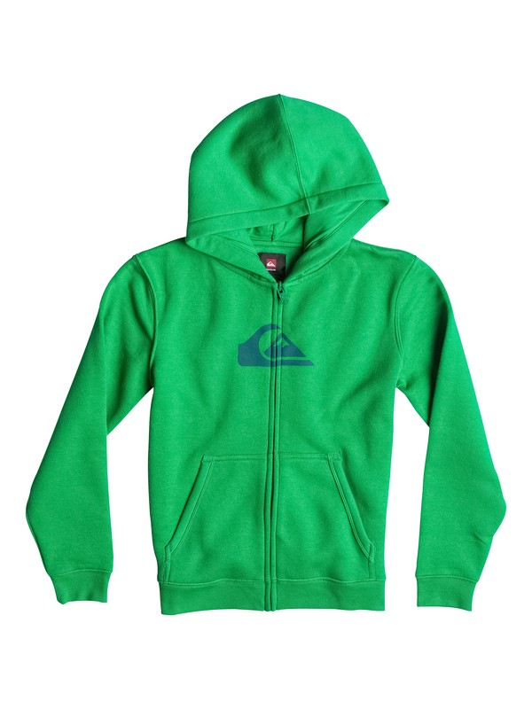 0 Hood Zip Good Youth H5  EQBSF03022 Quiksilver