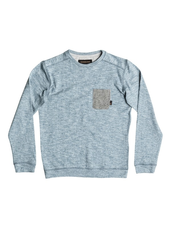 0 Lindow - Sweat à poche  EQBSW03028 Quiksilver