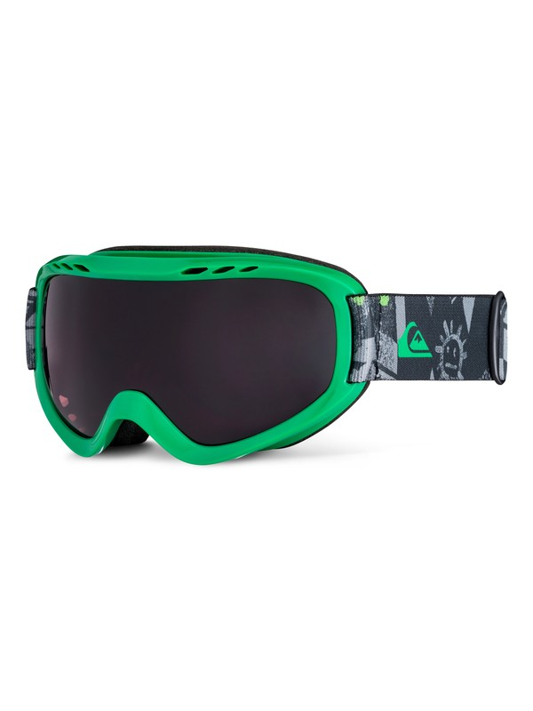 0 Boys 2-7 Flake Goggles  EQBTG03001 Quiksilver