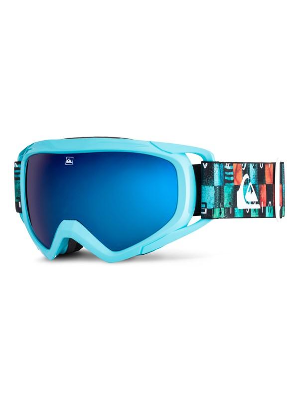 0 Eagle 2.0 - Masque de snowboard Bleu EQBTG03002 Quiksilver