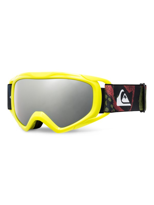 0 Eagle 2.0 - Masque de snowboard/ski Noir EQBTG03003 Quiksilver