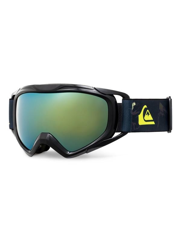 0 Eagle 2.0 - Snowboard/Ski Goggles Black EQBTG03003 Quiksilver