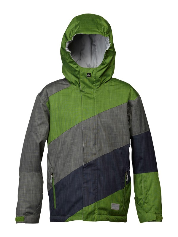 0 Edge 10K Youth Jacket  EQBTJ00001 Quiksilver