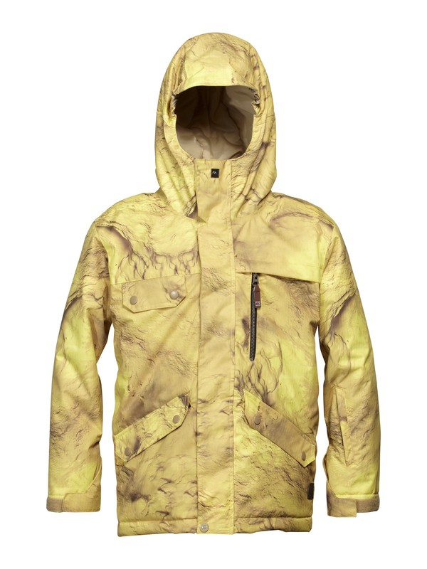 0 Travis Rice Raft 10K Youth Jacket  EQBTJ00005 Quiksilver