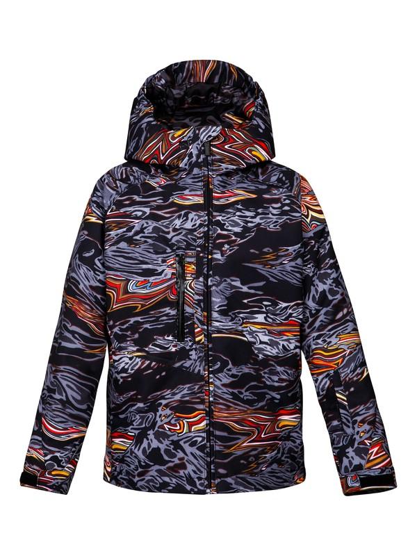 0 Travis Rice Roger That 10K Youth Jacket Black EQBTJ00020 Quiksilver
