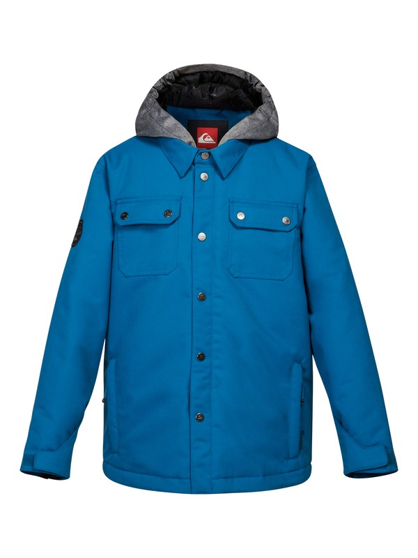 0 Amplify 10K Youth Jacket  EQBTJ00026 Quiksilver