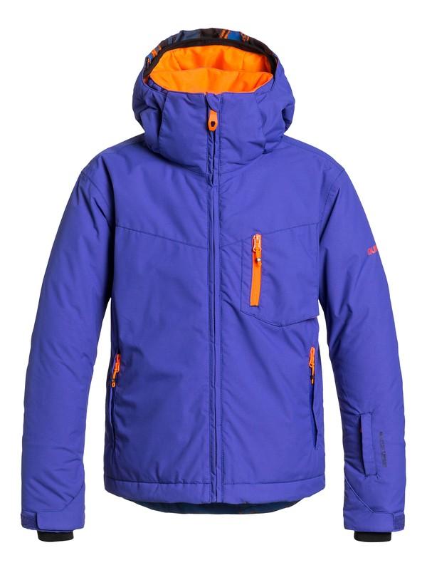0 Mission Plus - Snowboard Jacket  EQBTJ03004 Quiksilver