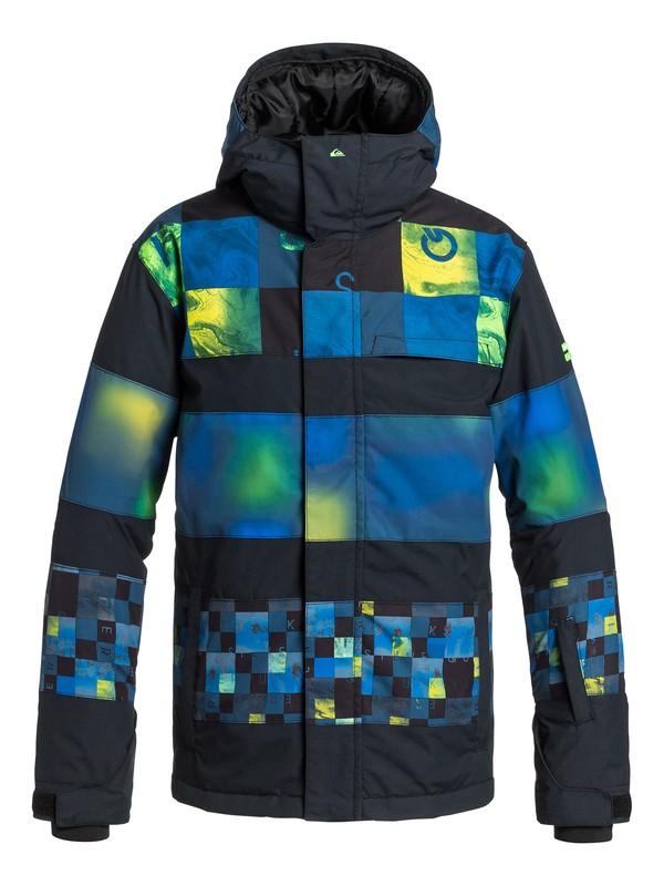 0 Boys 8-16 Fiction Snow Jacket  EQBTJ03005 Quiksilver