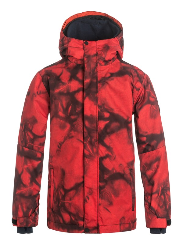 0 Boys 8-16 Mission 3-in-1 Snow Jacket  EQBTJ03029 Quiksilver