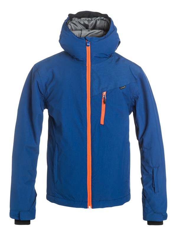 0 Mission Plus - Veste de snow  EQBTJ03034 Quiksilver