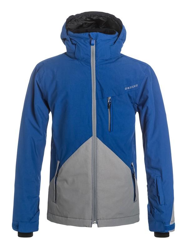 0 Mission Colorblock - Snow Jacket  EQBTJ03035 Quiksilver