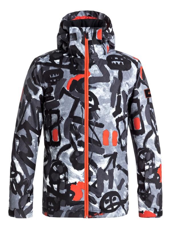 0 Mission - Giacca da snowboard Black EQBTJ03061 Quiksilver