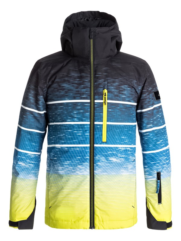 0 Mission Engineered - Veste de snow  EQBTJ03062 Quiksilver