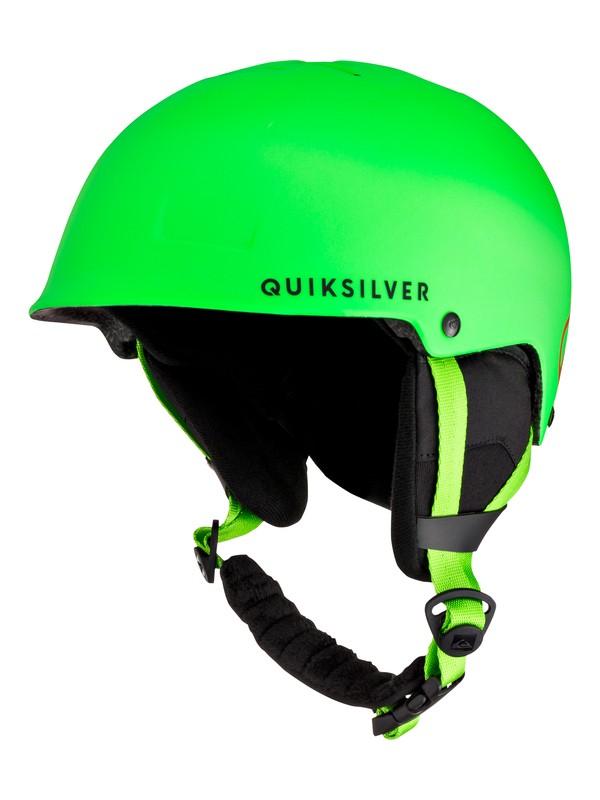 0 Empire - Casque de snowboard Vert EQBTL03003 Quiksilver